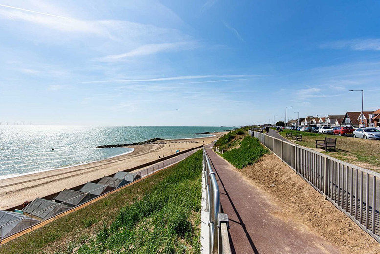Clacton on Sea-Beach
