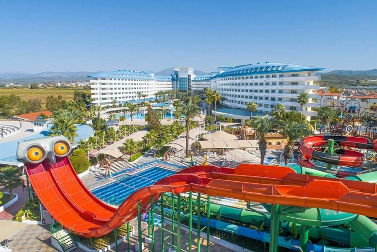 Crystal Admiral Resort-Slides