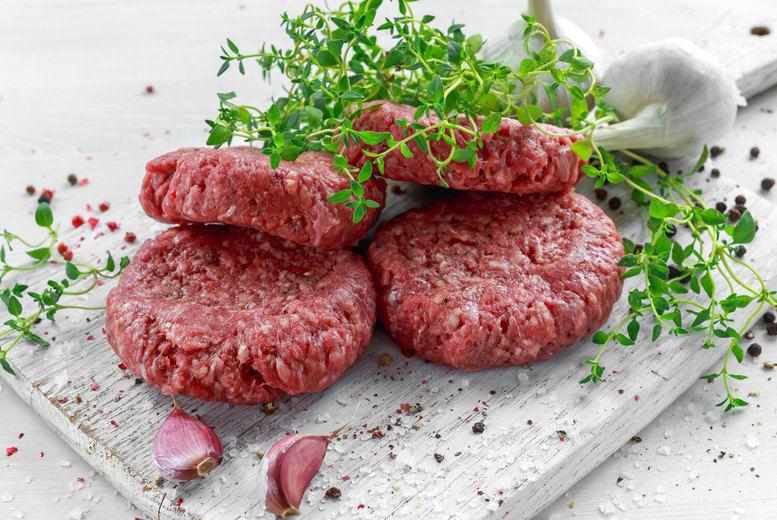 36pc Meat Hamper - BBQ Rib Hut3