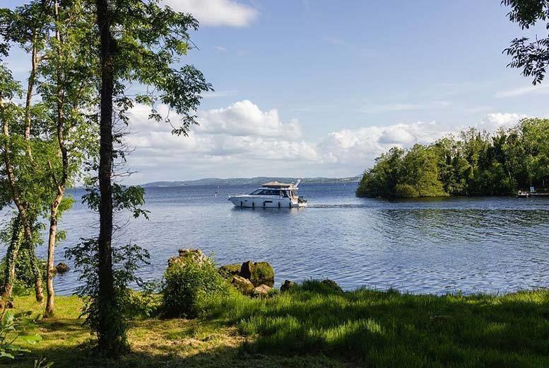Lusty Beg Island-Boat