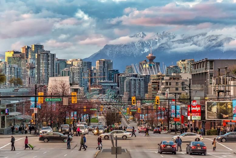 Vancouver, Canada Stock Image