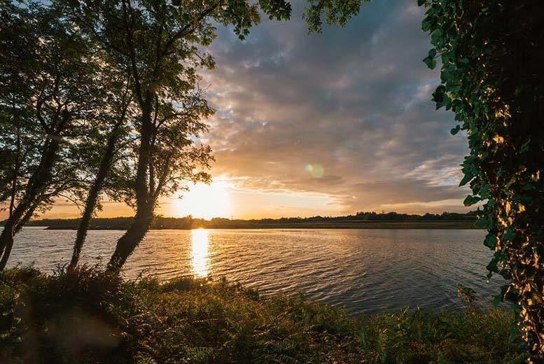 Lusty Beg Island-sunset