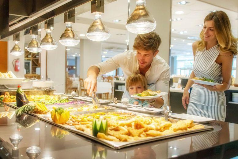 Hotel PH Princesa & Spa-Food