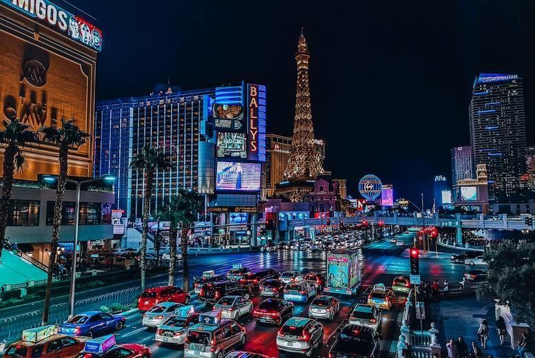 Las Vegas, USA Stock Image