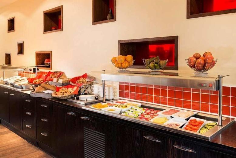 Park Inn by Radisson Cardiff City Centre - Breakfast Buffet