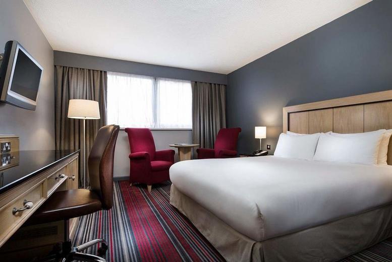 Park Inn by Radisson Cardiff City Centre - Double Bedroom
