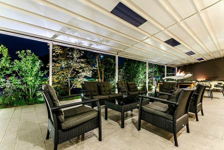 Smart Hotel Holiday - Outdoor Seating