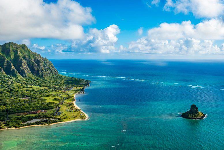 Honolulu Stock Image