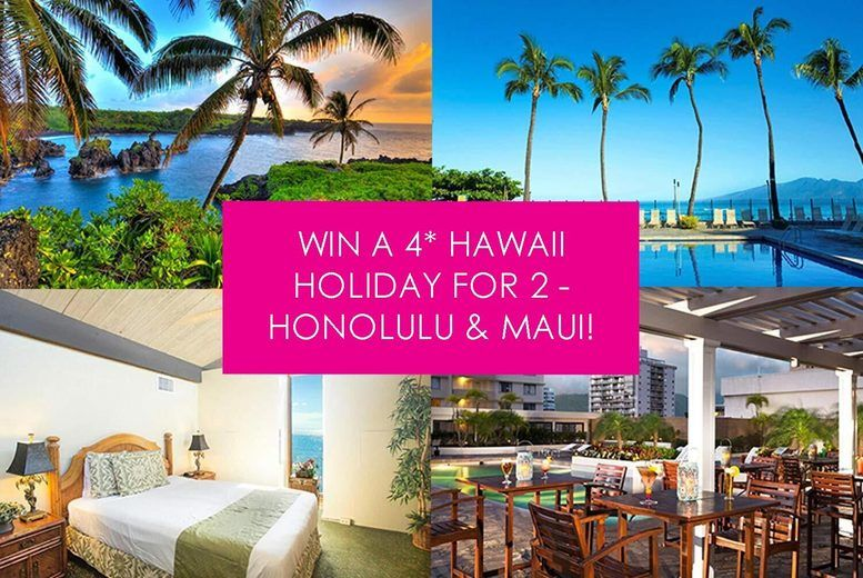 Hawaii Competition Split Image