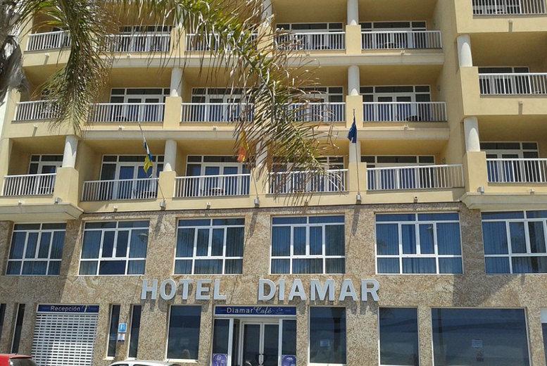 Hotel Diamar - Entrance