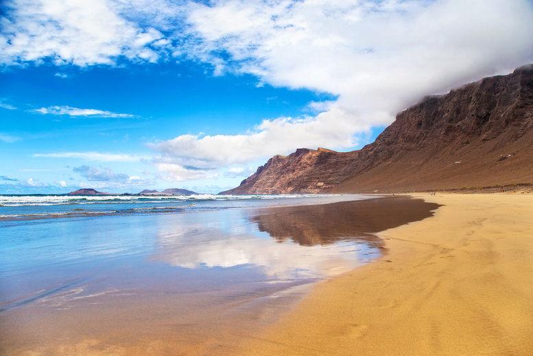 Lanzarote, Spain Stock Image