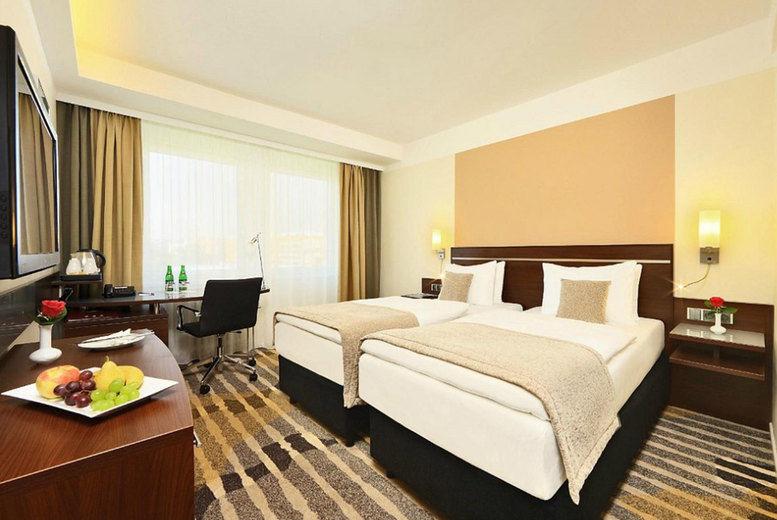 Hotel Duo - Twin Bedroom