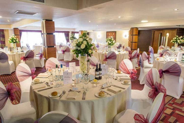50guest wedding package formby hall southport