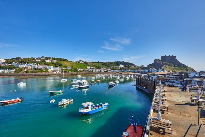 Jersey, Channel Islands Stock Image