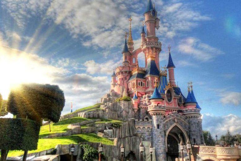 Disneyland Paris Stock Image