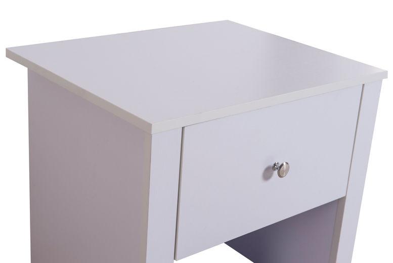 HOMCOM-53Wx42.5Dx59H-Cm-Bedside-Table-White-5