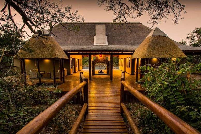 Vuyani River Lodge-Entrance
