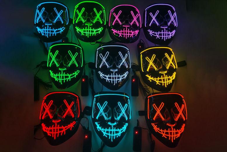 Halloween-LED-illuminous-Mask-1