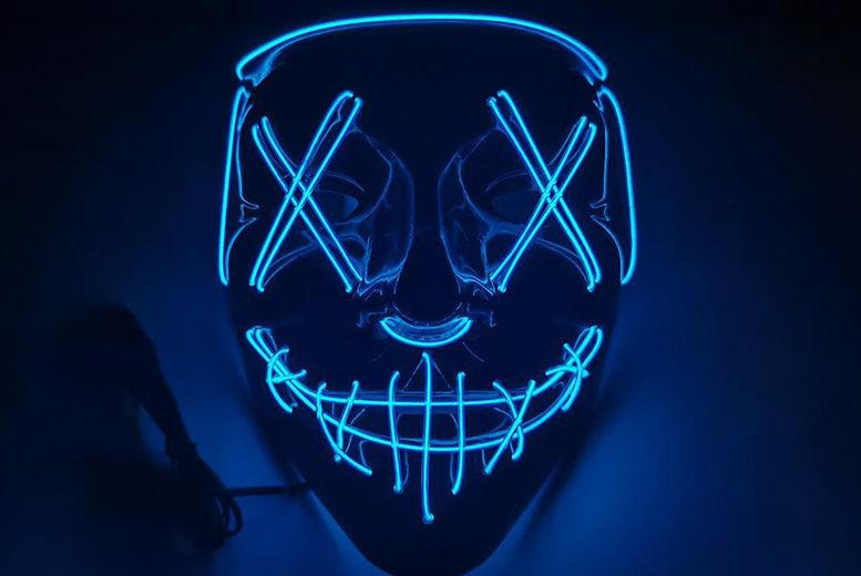 Halloween-LED-illuminous-Mask-2