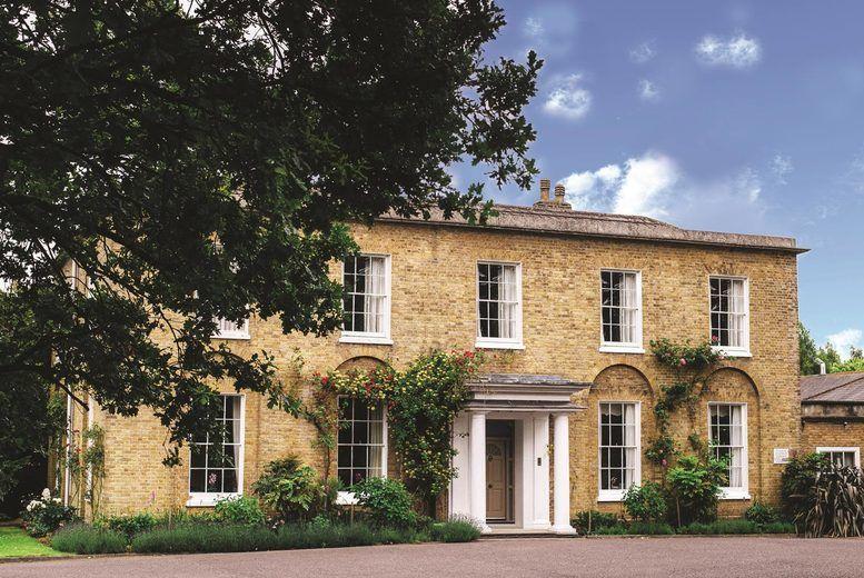 Hadlow Manor - Exterior