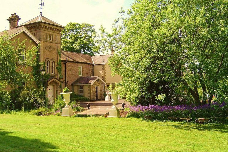 Nent Hall Country House Hotel-Exterior
