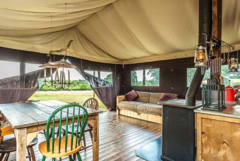 Feather Down Glamping-Room