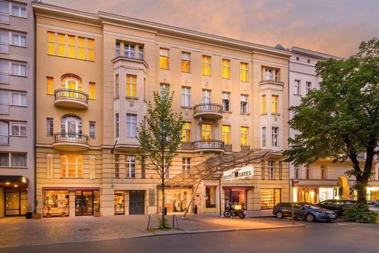 Novum Hotel Gates Berlin Charlottenburg - Exterior