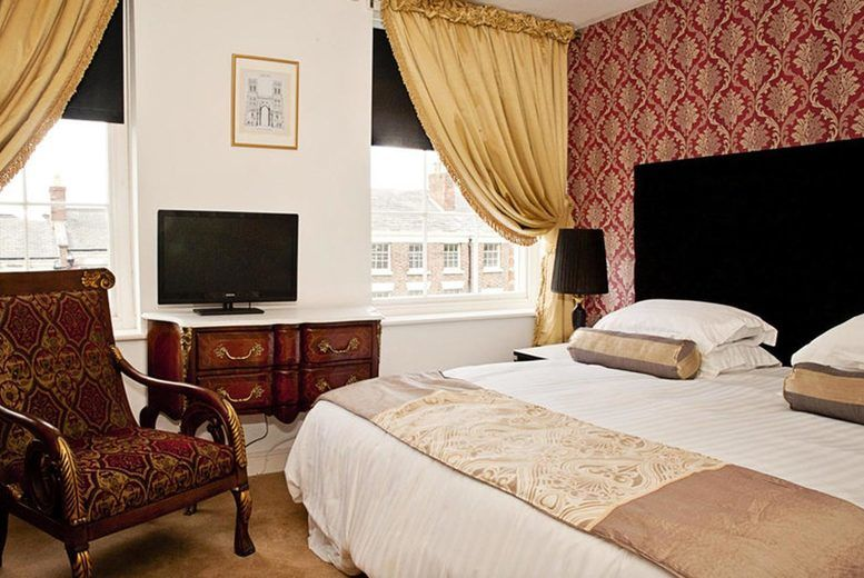 Georgian Town House Hotel - Guest Room 1