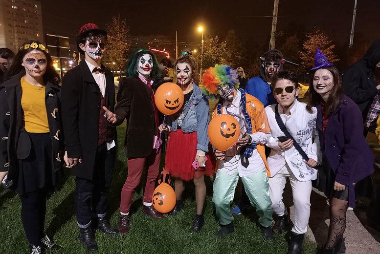 Halloween Ghost Night Walk Deal