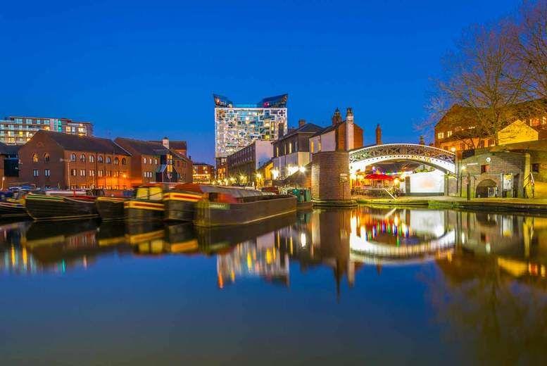 Birmingham-water