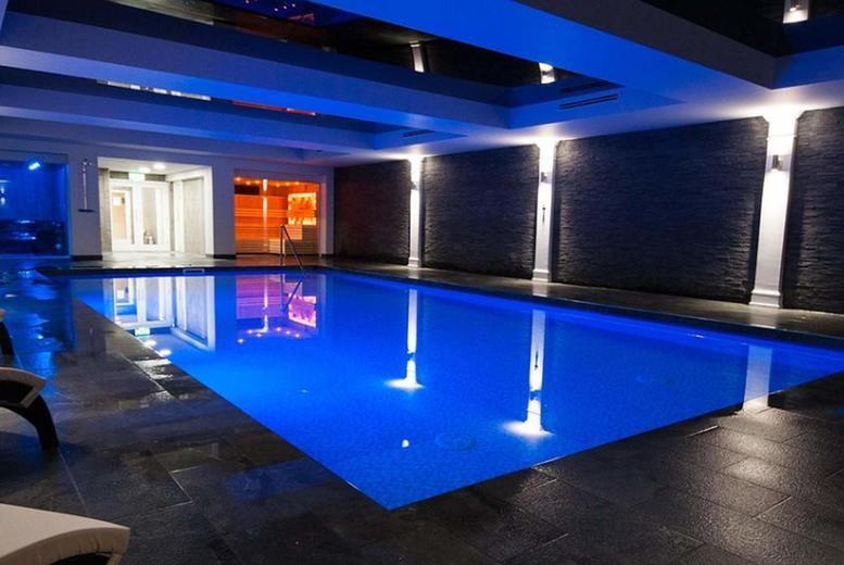 Beech Hill Hotel & Spa - Indoor Pool