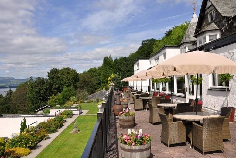 Beech Hill Hotel & Spa - Outdoor Seating