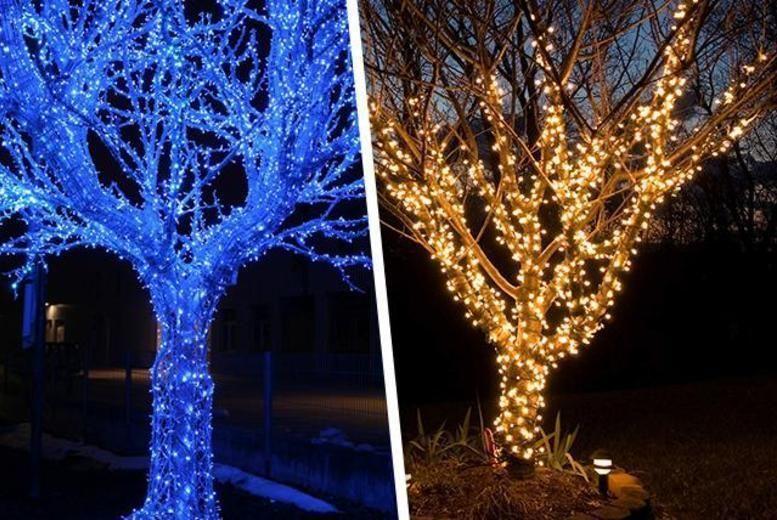 reputable site 22728 6d134 Solar LED Outdoor Fairy Lights | Shop | Wowcher