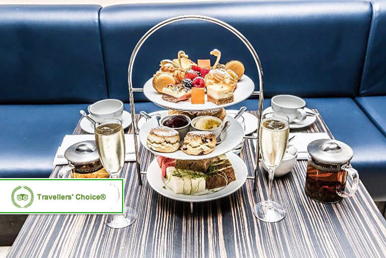 Afternoon Tea For 2 With Prosecco 5 Montcalm Hotel