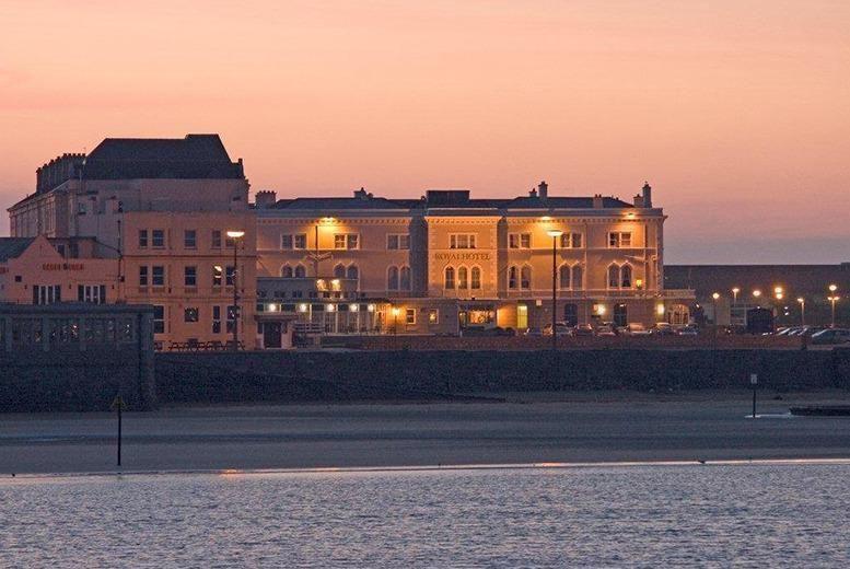The Royal Hotel Weston Super Mare Wowcher