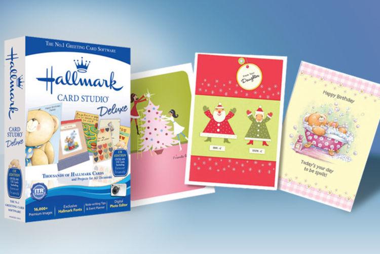 Hallmark greeting card maker shop wowcher avgsoftwarecards hallmark paper shot m4hsunfo