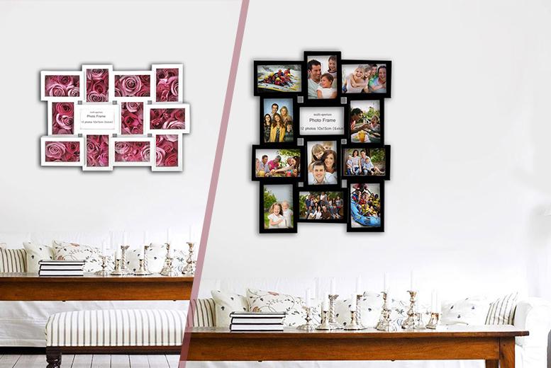 12-Photo Collage Frame | Shop | Wowcher