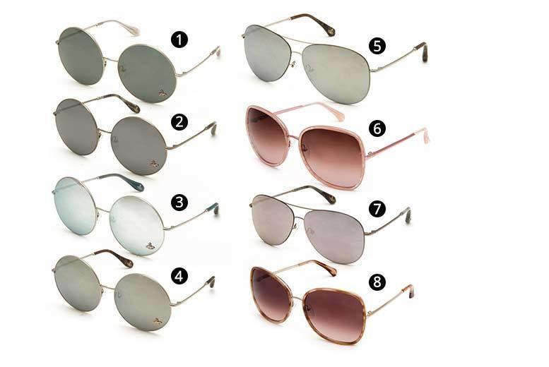 b9c1ea777f89 Vivienne Westwood Sunglasses - 8 Styles!   Fashion deals in Aberdeen ...