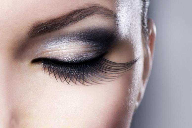 Oxford Circus Semi Permanent Eyelash Extensions London Wowcher