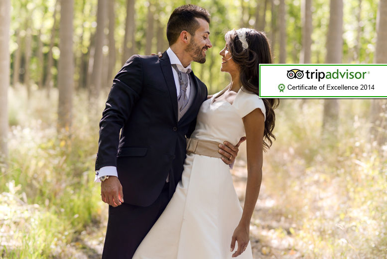 elope to gretna green wedding package for 2 travel wowcher