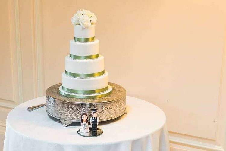 Four-Tier Wedding Cake - 3 Flavours! | London | Wowcher