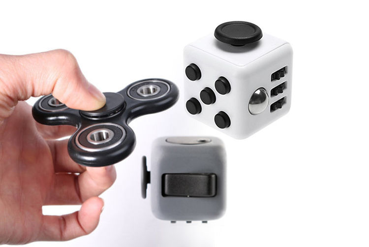 TLD Fidget Cube And Spinner1