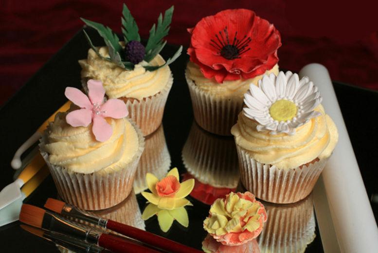 Cupcake Decorating Class & 12 Cakes | Edinburgh | Wowcher