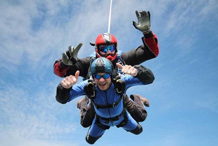 Skydiving deals uk - Best buffet las vegas strip