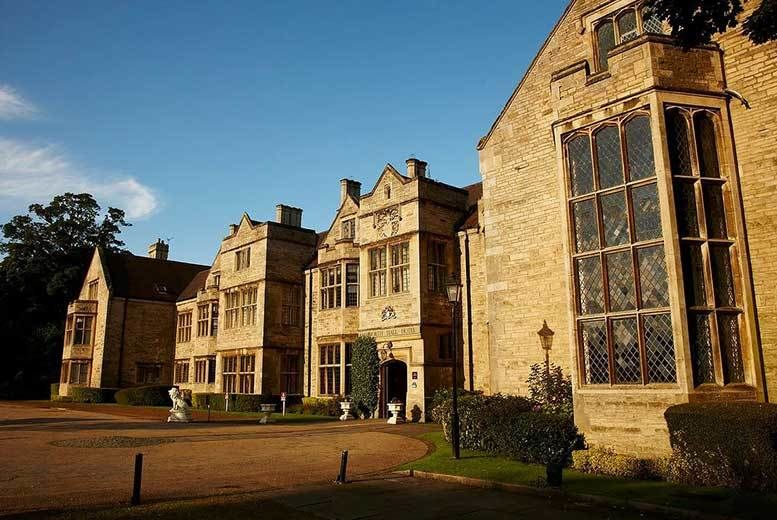 4 Luxury Redworth Hall Spa Dinner Amp Late Checkout For 2