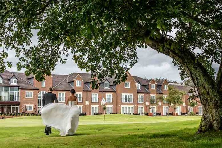 50guest formby hall wedding package liverpool wowcher