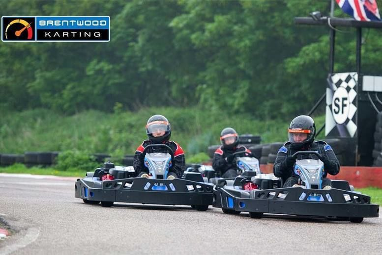 Go Karting Experience for 1 or 2 - 2 Locations! | Travel