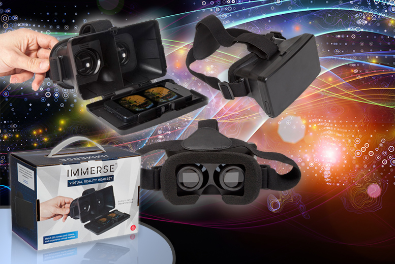 4b04348e0ef9 Wireless 3D Virtual Reality Headset!