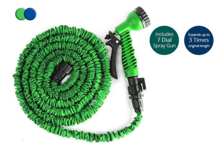 50ft or 100ft Expanding Hose | Shop | Wowcher