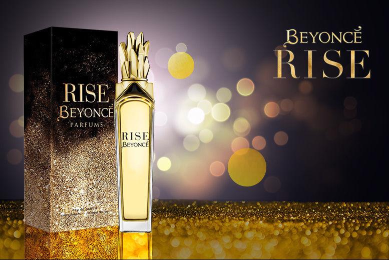 Beyonce Rise Edp 100ml Beauty Deals In Shop Wowcher